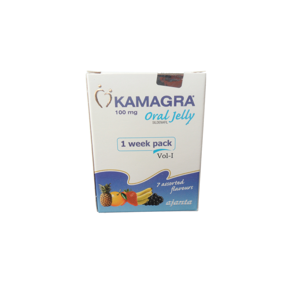 Kamagra 100 Oral Jelly