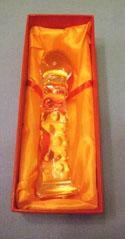 Bobbled Glass Dildo (5)