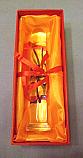 Lightly Veined Glass Dildo (9)